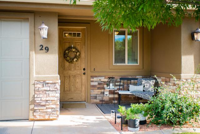 150 N 1100 #29, Washington, UT 84780 (MLS #19-205650) :: The Real Estate Collective