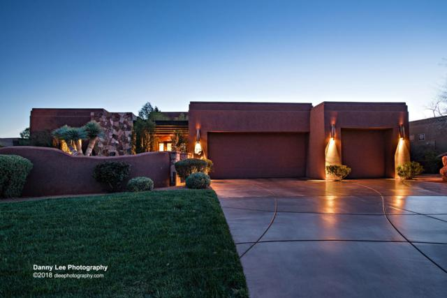 2331 W Entrada #72, St George, UT 84770 (MLS #19-205693) :: Remax First Realty