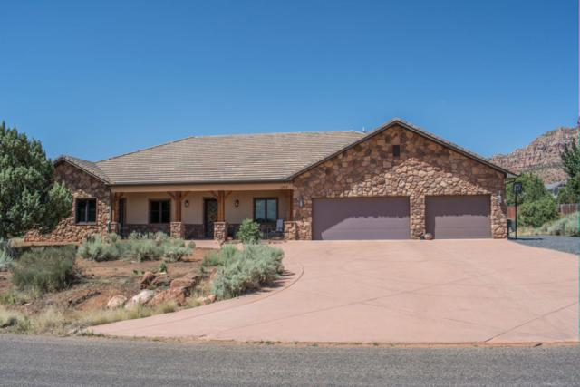1303 E Big Pinion Ln, Apple Valley, UT 84737 (MLS #19-205862) :: The Real Estate Collective