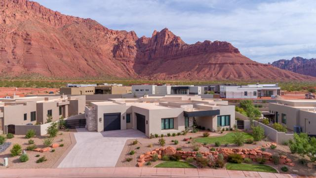 639 E High Bluff Cir, Ivins, UT 84738 (MLS #19-205910) :: Diamond Group