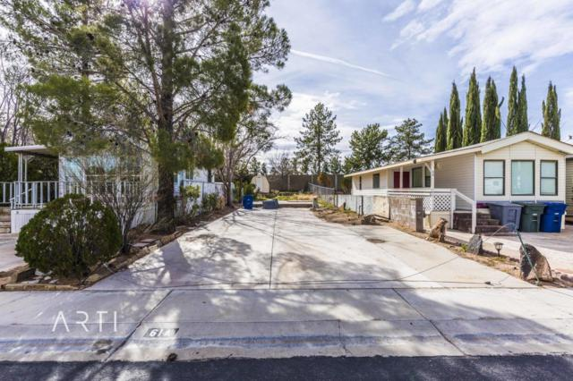 4400 W State #61A, Hurricane, UT 84737 (MLS #19-205957) :: Remax First Realty