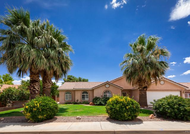 340 E 20 S, Ivins, UT 84738 (MLS #19-206024) :: Remax First Realty