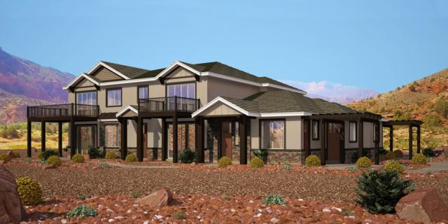 101 Trapper Circle C, Springdale, UT 84767 (MLS #19-206027) :: Team SURGE @ KW St. George