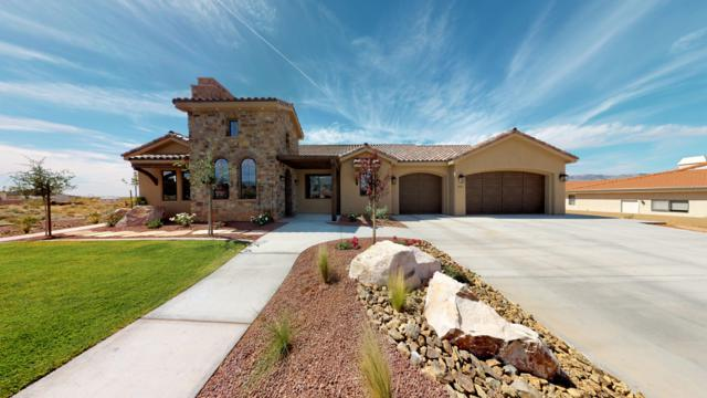 1022 E Mesa Vista, Ivins, UT 84738 (MLS #19-206065) :: Diamond Group