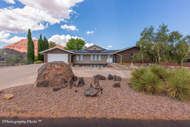 851 E Posado St, Ivins, UT 84738 (MLS #19-206127) :: Remax First Realty