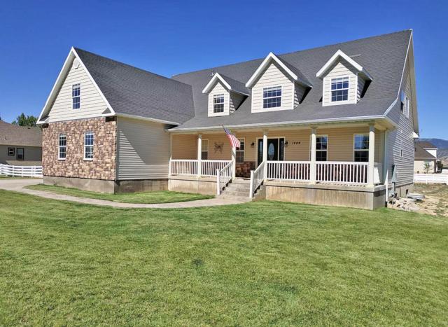 1444 N 3775, Cedar City, UT 84721 (MLS #19-206206) :: The Real Estate Collective