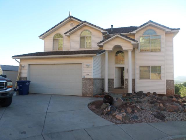 557 N 1000 W, St George, UT 84770 (MLS #19-206208) :: Diamond Group