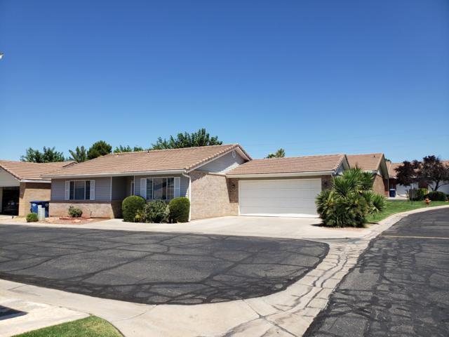 1040 E 900 #8, St George, UT 84790 (MLS #19-206227) :: Remax First Realty