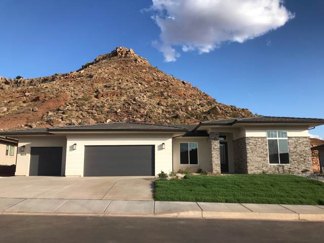 1604 E Talus Way, St George, UT 84790 (MLS #19-207102) :: Remax First Realty