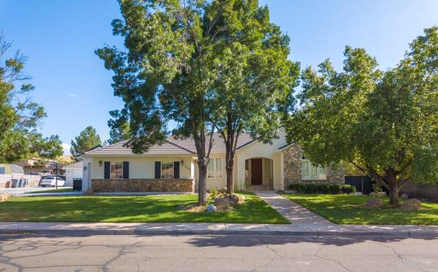 453 Belmont Dr, St George, UT 84790 (MLS #19-207110) :: Remax First Realty