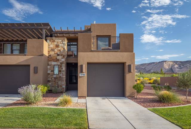 1610 W Canyon Tree Dr, St George, UT 84770 (MLS #19-207122) :: The Real Estate Collective