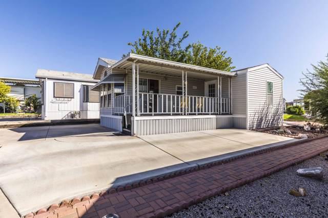 448 E Telegraph St #103, Washington, UT 84780 (MLS #19-207160) :: The Real Estate Collective