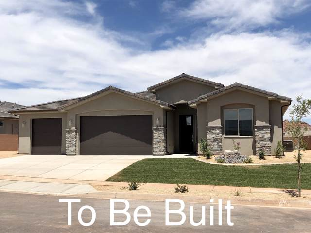 Bella Sol Drive Lot 603, Santa Clara, UT 84765 (MLS #19-207163) :: Remax First Realty