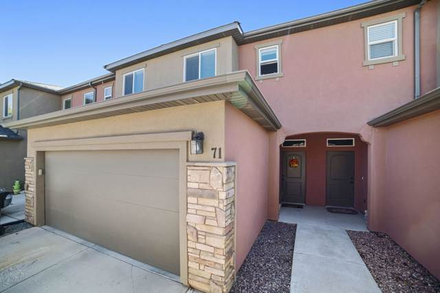 1177 N Northfield Rd #71, Cedar City, UT 84721 (MLS #19-207183) :: Red Stone Realty Team
