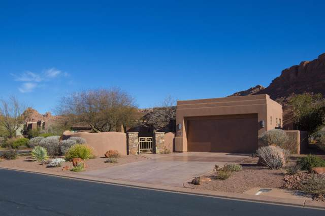 2336 W Entrada #40, St George, UT 84770 (MLS #19-207192) :: The Real Estate Collective