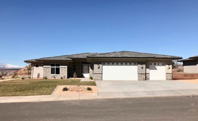 1617 E Talus Way, St George, UT 84790 (MLS #19-207193) :: The Real Estate Collective