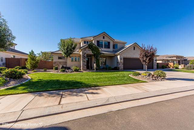 2196 E 3480 S, St George, UT 84790 (MLS #19-207197) :: Team SURGE @ KW St. George