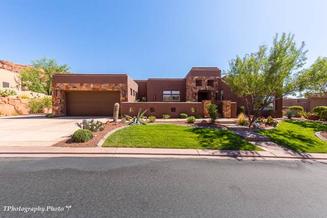 3052 N Snow Canyon Dr #62, St George, UT 84770 (MLS #19-207200) :: Remax First Realty
