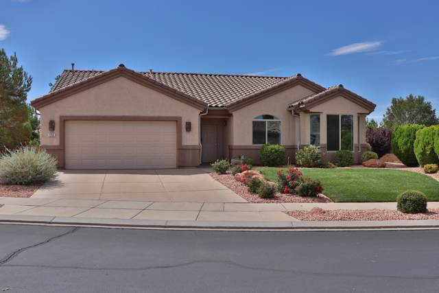 1753 Sunkissed Dr, St George, UT 84790 (MLS #19-207244) :: Red Stone Realty Team