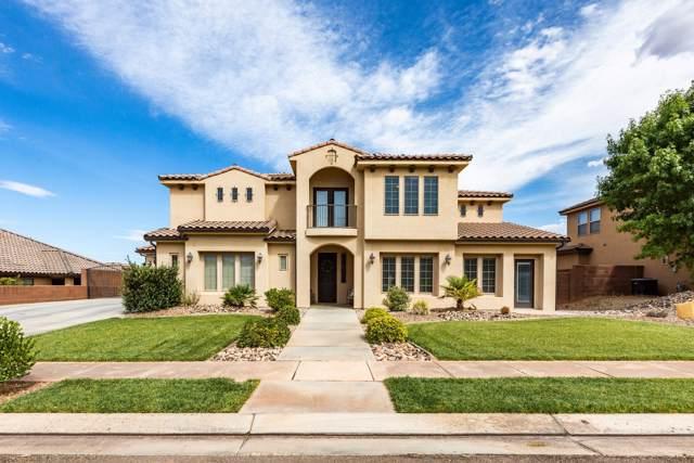 2661 E 3580 S, St George, UT 84790 (MLS #19-207292) :: Platinum Real Estate Professionals PLLC