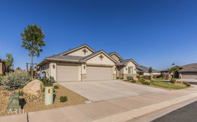 3238 S Tiger Maple, St George, UT 84790 (MLS #19-207301) :: The Real Estate Collective