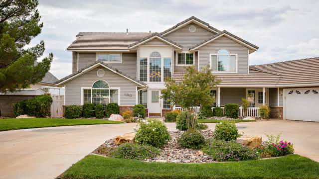 1382 Bella Rosa Dr, St George, UT 84790 (MLS #19-207309) :: The Real Estate Collective