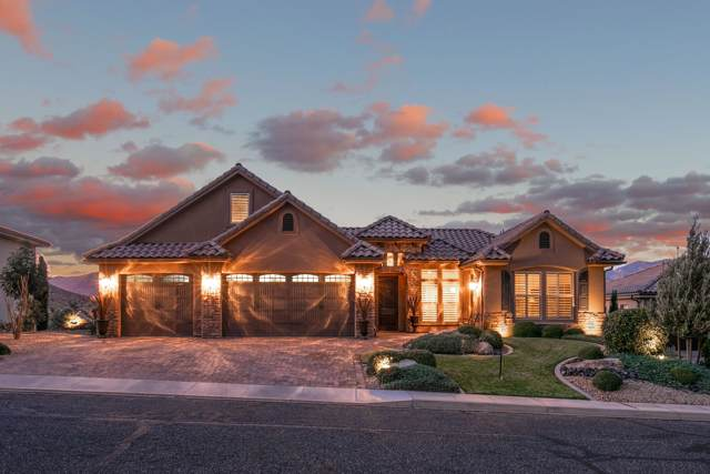 2584 Canyon Ridge Dr, St George, UT 84770 (MLS #19-207319) :: The Real Estate Collective