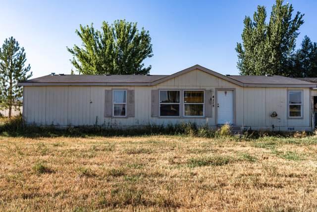 4115 W 575 N, Cedar City, UT 84721 (MLS #19-207334) :: Remax First Realty