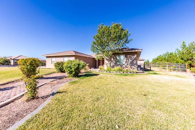 755 N Homestead Dr, Dammeron Valley, UT 84783 (MLS #19-207336) :: The Real Estate Collective