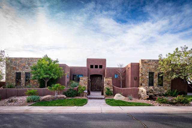 1923 W Rising Sun Dr, St George, UT 84770 (MLS #19-207358) :: Remax First Realty