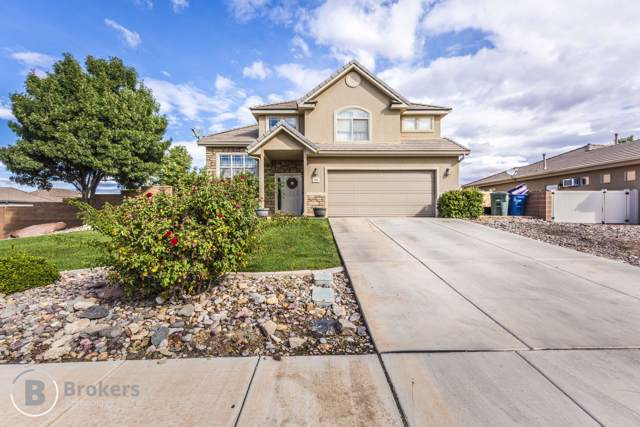 384 W Clover Ln, Washington, UT 84780 (MLS #19-207386) :: The Real Estate Collective