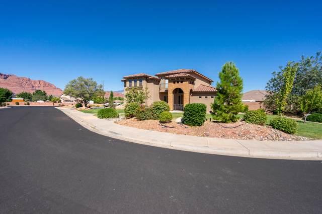 3736 Sagebrush Dr, Santa Clara, UT 84765 (MLS #19-207387) :: The Real Estate Collective