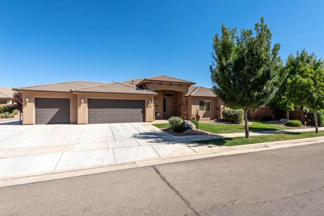 4105 S Priceless Way, Washington, UT 84780 (MLS #19-207391) :: The Real Estate Collective