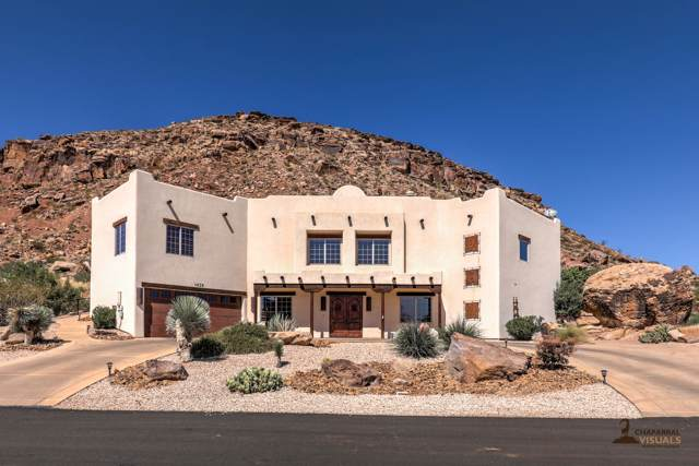 1438 Geronimo Rd, St George, UT 84790 (MLS #19-207396) :: Remax First Realty