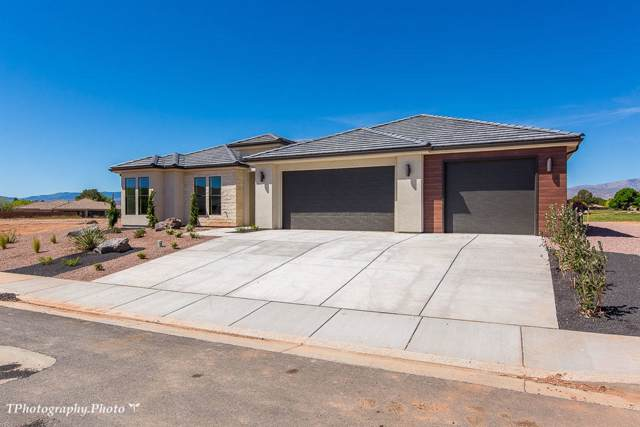 1104 W Goldenrod Cir, St George, UT 84790 (MLS #19-207405) :: Red Stone Realty Team