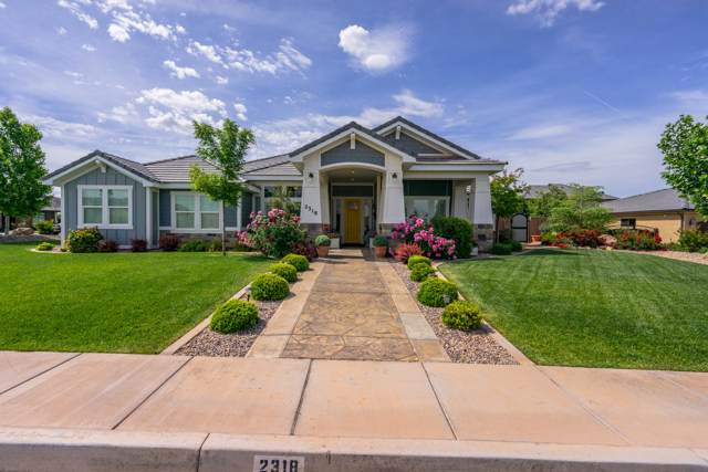 2318 E 3350 S, St George, UT 84790 (MLS #19-207538) :: Red Stone Realty Team