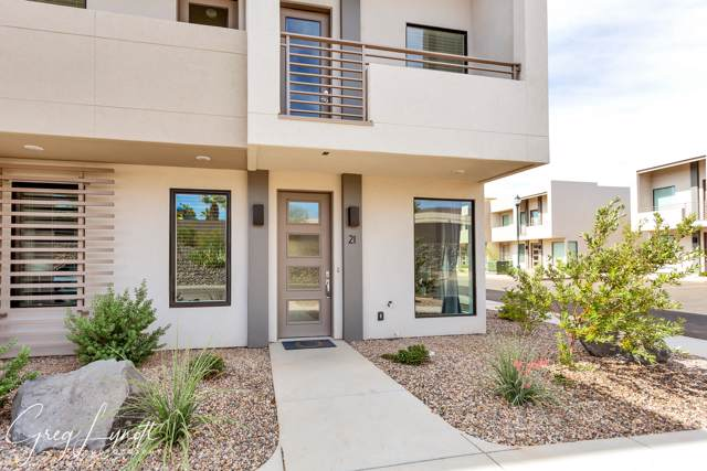 1122 S 1790 W #21, St George, UT 84770 (MLS #19-207600) :: Remax First Realty