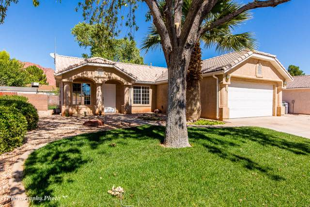357 E 615 S #7, Ivins, UT 84738 (MLS #19-207612) :: Remax First Realty
