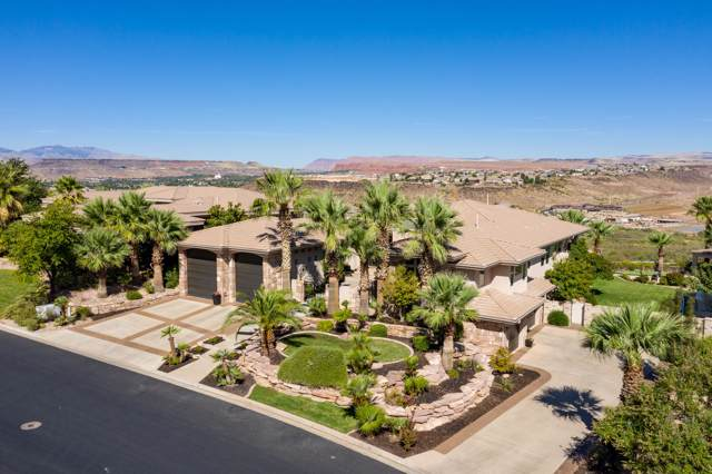 2293 Stone Cliff Dr, St George, UT 84790 (MLS #19-207626) :: Platinum Real Estate Professionals PLLC