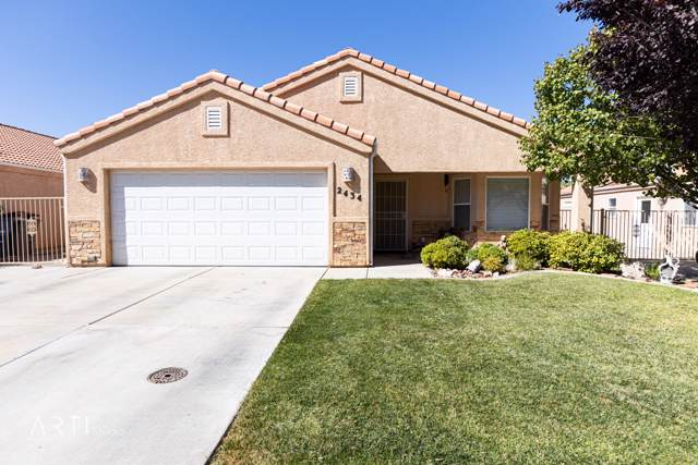 2434 S 725 W, Hurricane, UT 84737 (MLS #19-207665) :: Remax First Realty