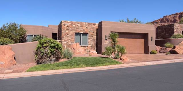 2410 W Entrada Trail #45, St George, UT 84770 (MLS #19-207666) :: Langston-Shaw Realty Group