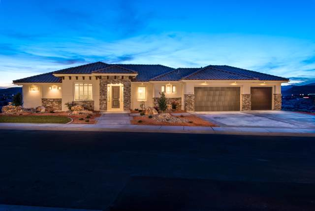 1232 S Riverbend, St George, UT 84790 (MLS #19-207675) :: Platinum Real Estate Professionals PLLC