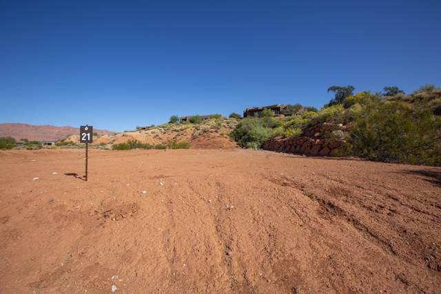 Supai Trail #21, St George, UT 84770 (MLS #19-207701) :: The Real Estate Collective