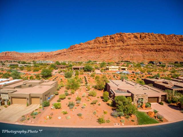 2336 W Entrada Trail #38, St George, UT 84770 (MLS #19-207706) :: The Real Estate Collective