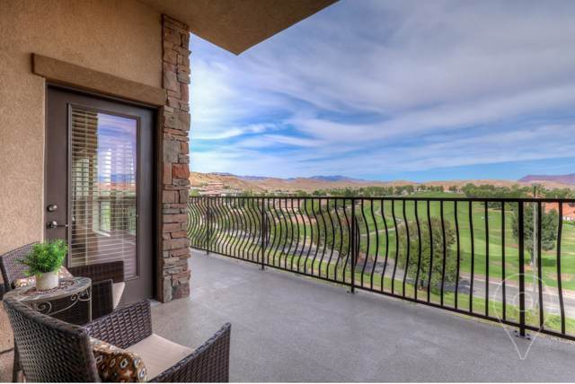 280 Luce Del Sol Dr #414, St George, UT 84770 (MLS #19-207731) :: Red Stone Realty Team