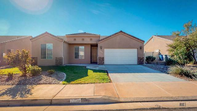 664 E 590 S, Ivins, UT 84738 (MLS #19-207894) :: Remax First Realty
