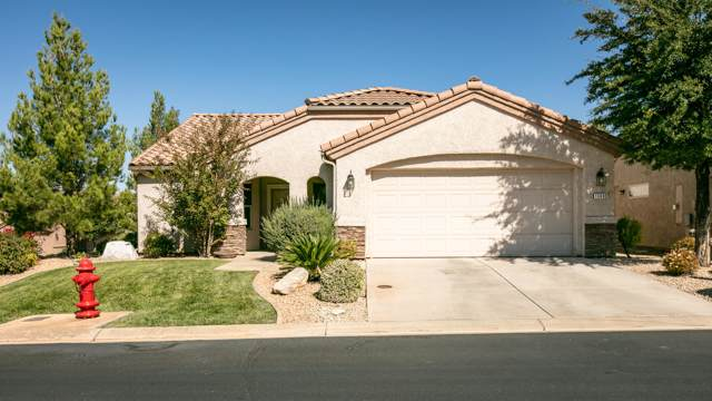 1306 Cantamar Dr S, St George, UT 84790 (MLS #19-207937) :: The Real Estate Collective