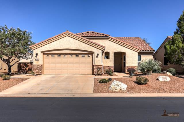 1372 Country Club Dr, St George, UT 84790 (MLS #19-207944) :: Selldixie