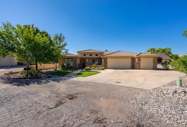 1475 Jones Cir, St George, UT 84790 (MLS #19-207953) :: Platinum Real Estate Professionals PLLC