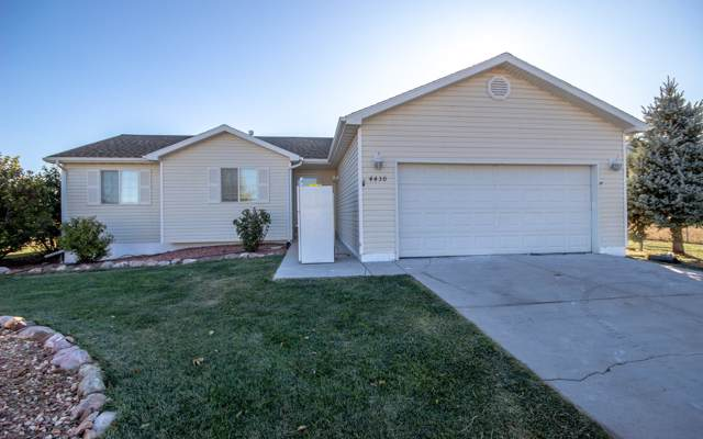 4430 N Quickdraw Ln, Enoch, UT 84021 (MLS #19-207990) :: The Real Estate Collective